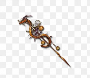 Weapon - Granblue Fantasy Philip Treacy GameWith Weapon Sword PNG