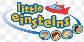 Einstein Cliparts - Television Show Logo Sticker Art PNG