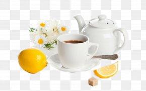 Tea - Green Tea Espresso English Breakfast Tea Teapot PNG