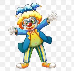 Cartoon Clown - Clown Stock Illustration Stock Photography Illustration PNG