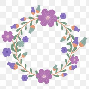 Flower Wreath - Wreath Flower Stock Photography PNG