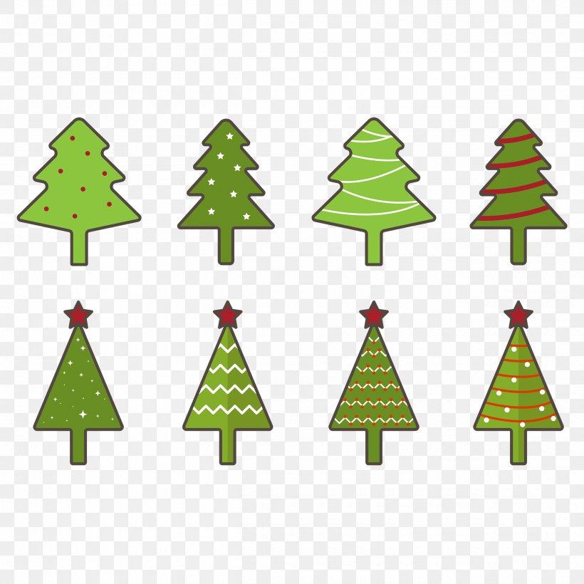 Christmas Tree Vector Graphics Christmas Day Image Fir, PNG, 2500x2500px, Christmas Tree, Christmas, Christmas Day, Christmas Decoration, Christmas Ornament Download Free