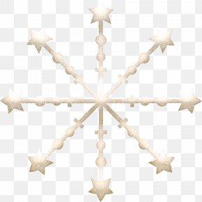 Fantasy Snowflake Stars - Snowflake Icon PNG