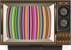 Television - Television Set Clip Art PNG
