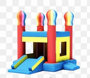 Children's Play Toys - 3D Computer Graphics Wavefront .obj File Inflatable FBX 3D Modeling PNG