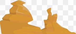 Rock Decorative Elements - Chemical Element Euclidean Vector Rock Desert PNG