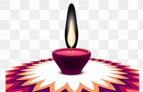 Vector Color Candles - Light Candle Euclidean Vector PNG