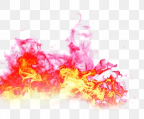 Flame Decoration - Light Flame Fire PNG