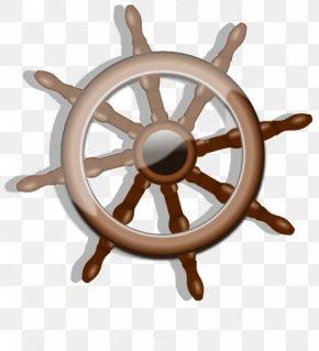 Ship - Rudder Ship's Wheel Computer Icons Clip Art PNG