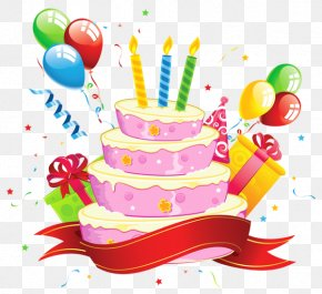 Birthday - Birthday Cake Happy Birthday To You Wish Clip Art PNG