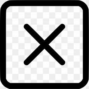Cross Icon - Icon Design Clip Art PNG