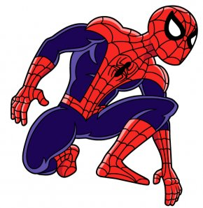 Spiderman Images Free - Spider-Man Perry The Platypus Phineas Flynn Iron Man Clip Art PNG