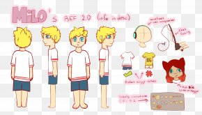 T-shirt - T-shirt Character Fiction Clip Art PNG