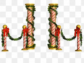 Christmas - Christmas Decoration Christmas Tree Clip Art PNG