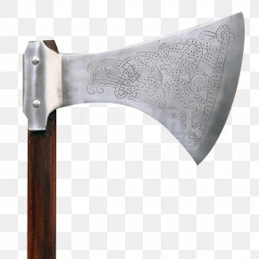 Viking Axe - Hatchet Throwing Axe Weapon PNG