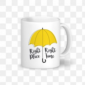 How I Met Your Mother - Mug Brand Cup PNG