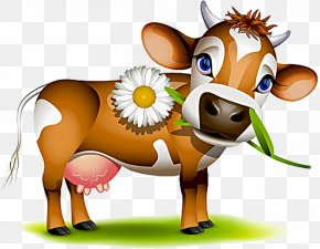 Cow Tail - Jersey Cattle Royalty-free Clip Art PNG
