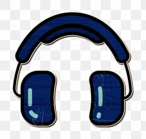 Headphones Electronic Device - Free Icon Headphones Icon Hipster Icon PNG