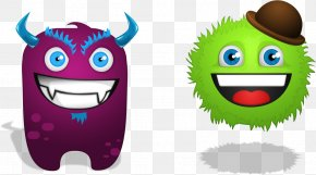 Cute Monster - Monster Download Character PNG