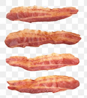 Bacon Barbecue - Chicken Fried Bacon Barbecue Ham Meat PNG
