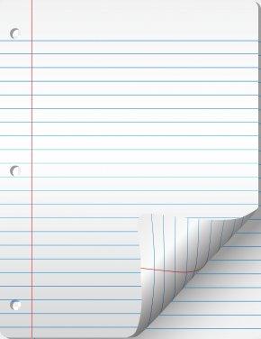 Paper Sheet Image - Paper Notebook PhotoScape Clip Art PNG