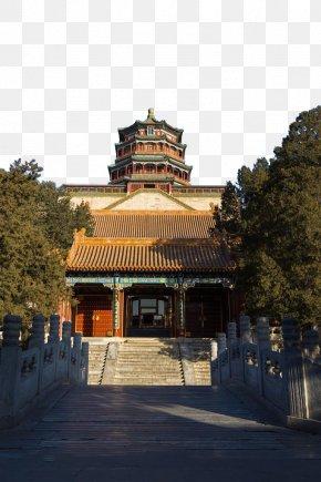 Summer Palace, Tower Of Buddhist Incense - Summer Palace Temple Of Heaven U4f5bu9999u95a3 Shi Qi Kong Qiao Dvipa PNG