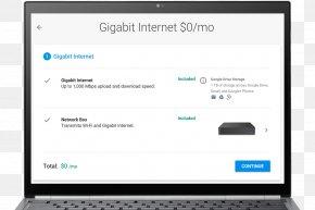 Google - Google Fiber Computer Program Google Search Service PNG