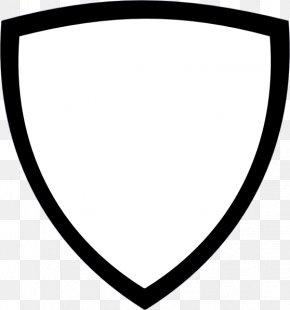 Superman Shield Template - Black White Angle Font PNG