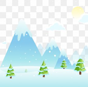 Winter Snow - Snow Euclidean Vector Winter PNG