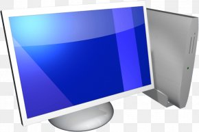 Computer Desktop Pc Image - Computer Icon PNG