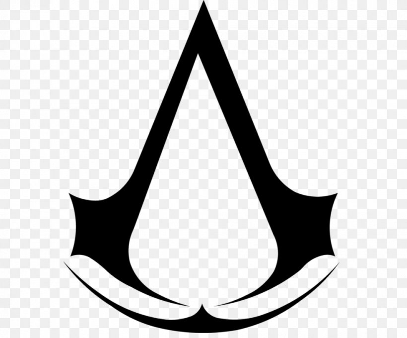 Assassin's Creed: Brotherhood Assassin's Creed III Assassins Assassin's Creed: Origins, PNG, 981x814px, Assassin S Creed, Assassin S Creed Iii, Assassin S Creed Iv Black Flag, Assassins, Black And White Download Free