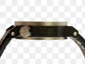Watch - Tool Watch Strap Metal PNG