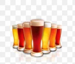 Goblets Beer Image - Beer Drink PNG