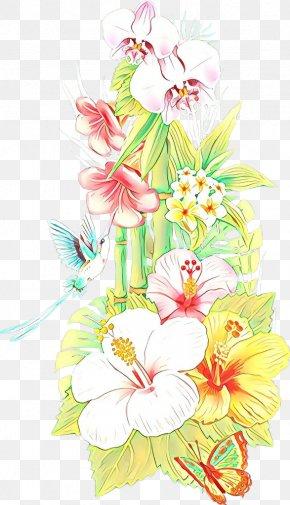 Floristry Flower Arranging - Floral Spring Flowers PNG