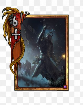 Gwent - Gwent: The Witcher Card Game The Witcher 3: Wild Hunt CD Projekt Playing Card PNG