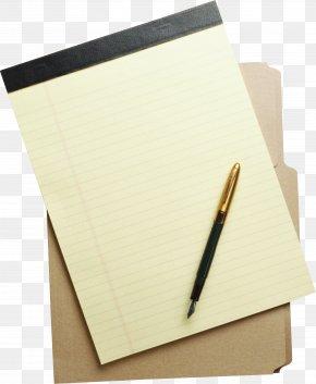 Paper Sheet Image - Paper Notebook Stationery PNG