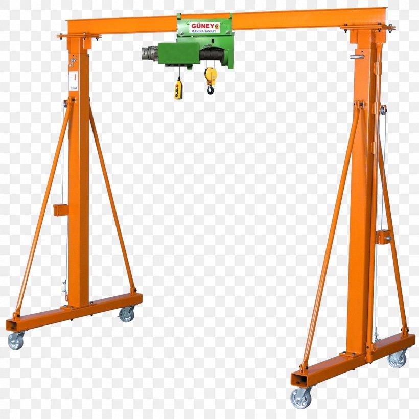 Harbor Freight Gantry Crane >> Rubber Tyred Gantry Crane Hoist Overhead Crane Png