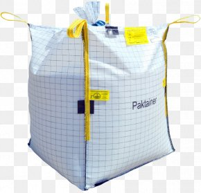 Big Bag - Flexible Intermediate Bulk Container Bag Gunny Sack Packaging And Labeling Shipping Container PNG