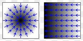 Gradient - Image Gradient Derivative Vector Field Function PNG