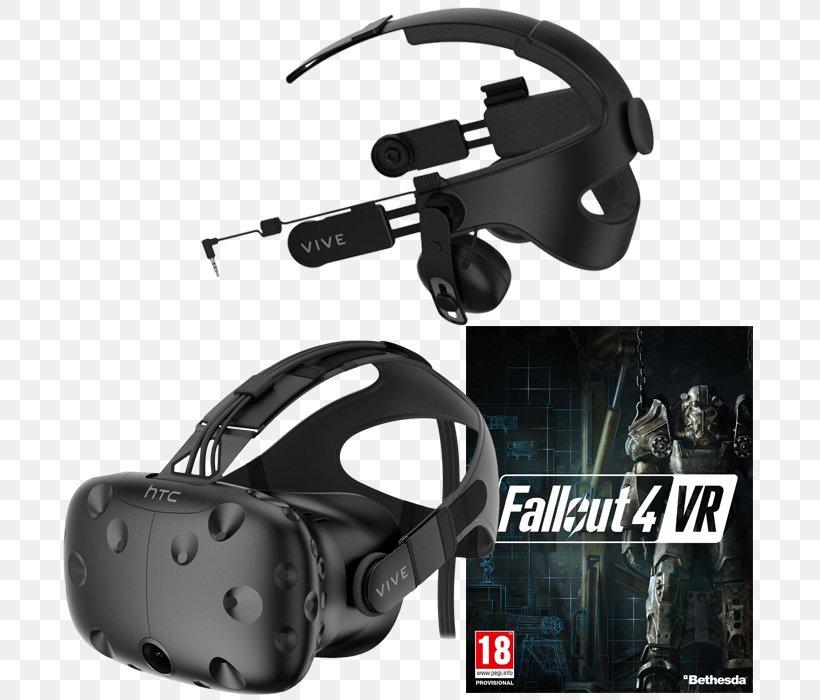 HTC Vive Head-mounted Display Oculus Rift Virtual Reality Headset, PNG, 700x700px, Htc Vive, Audio, Audio Equipment, Batman Arkham, Fashion Accessory Download Free
