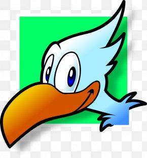 Bird - Bird Parrot Beak PNG