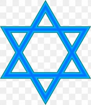 Cliparts Jewish Start - Star Of David Judaism Symbol Jewish People PNG