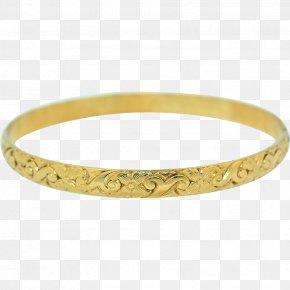 Jewellery - Tanishq Jewellery Bracelet Bangle Gold PNG