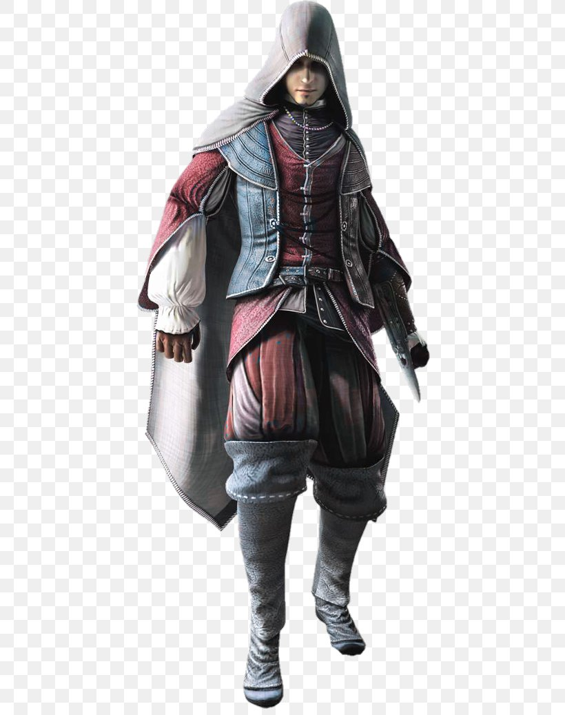 Assassin's Creed: Brotherhood Assassin's Creed III Assassin's Creed: Revelations Ezio Auditore, PNG, 480x1038px, Ezio Auditore, Action Figure, Assassins, Connor Kenway, Costume Download Free