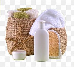 Health Museum SPA - Towel Shower Gel Soap Spa PNG