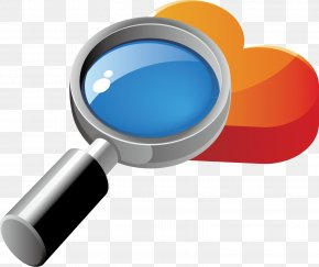 Magnifying Glass Material Picture - Euclidean Vector Magnifying Glass Icon PNG