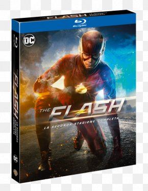 Season 2 Blu-ray Disc Television Show DVDFlash - The Flash PNG