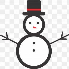 Christmas - Christmas Decoration Snowman Santa Claus Clip Art PNG