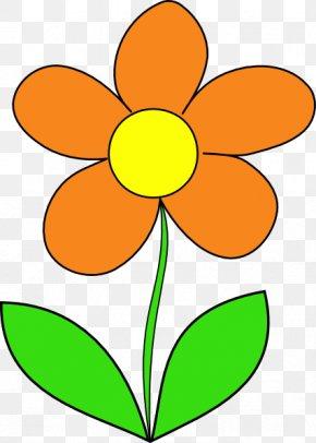 Flower Cartoon - Flower Free Content Clip Art PNG