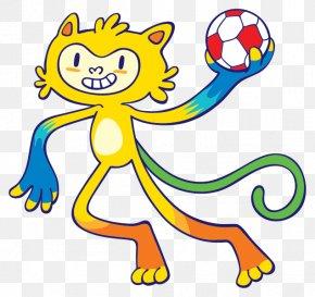 Handball - Handball At The 2016 Summer Olympics Olympic Games 2016 Summer Paralympics PNG